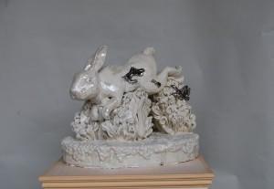 29Stuffed animals-Rabbit-